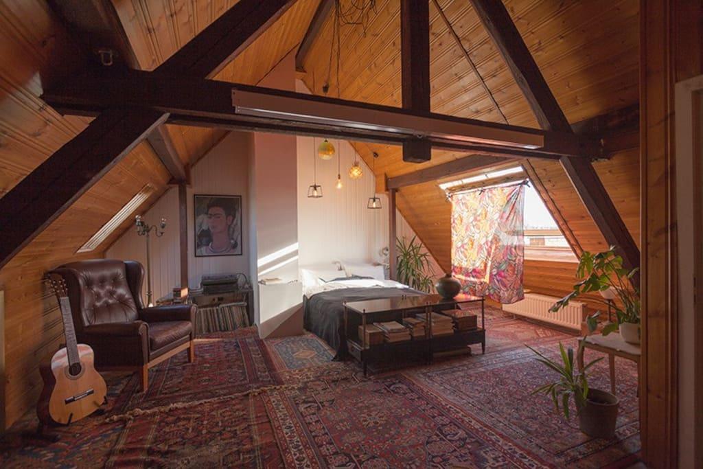Schlafzimmer I /bedroom I