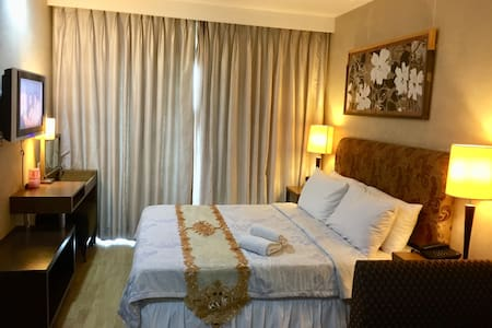 Private Unit at One Tagaytay Place Hotel Suites