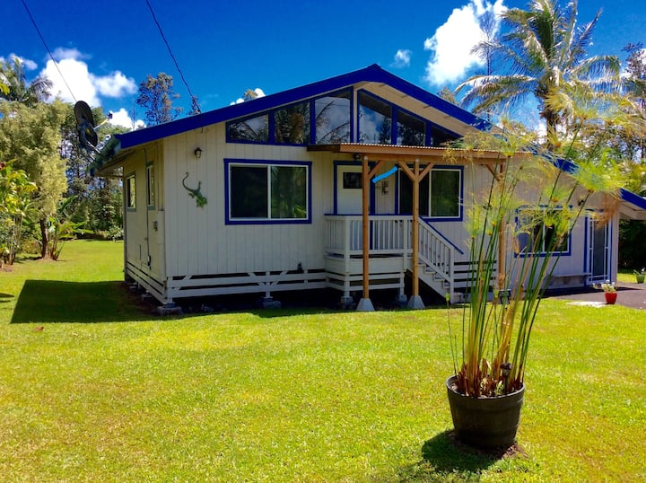 Great value, extra amenities! Pahoa Paradise Hale