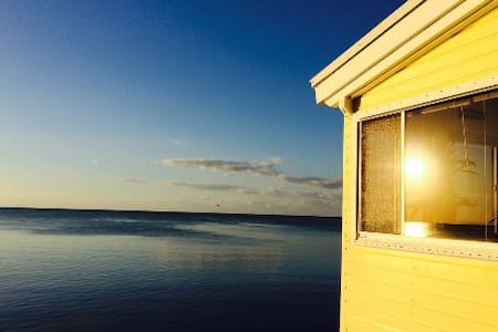 Oceanfront, Private Beach, Beach Cottage w/Kayaks - Islamorada - House