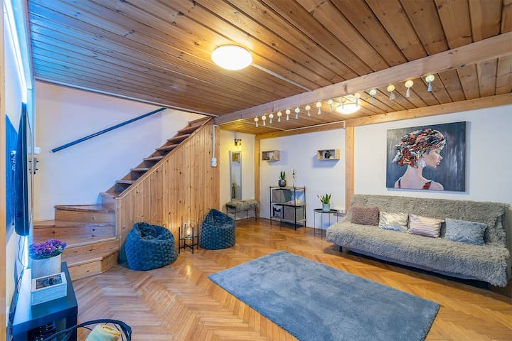 Anker Central Apartment - city center location