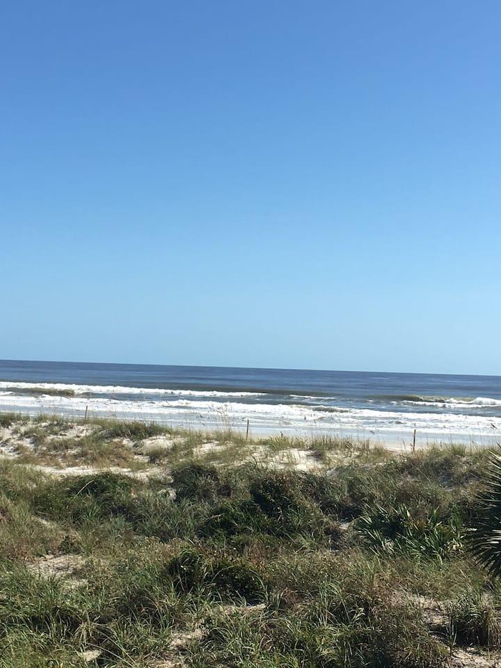Ocean Serenade #6        Retro Beach Front