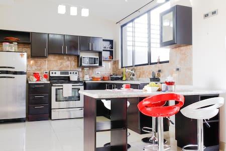 Habitación privada con desayuno - Guadalupe - Apartment