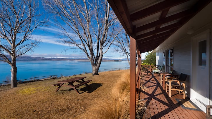 Cosy Cottage Overlooking Lake Pukaki
