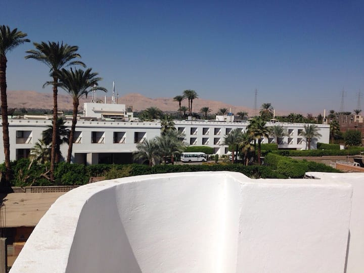 Apartement in Luxor Karnak next to Hotel Hilton