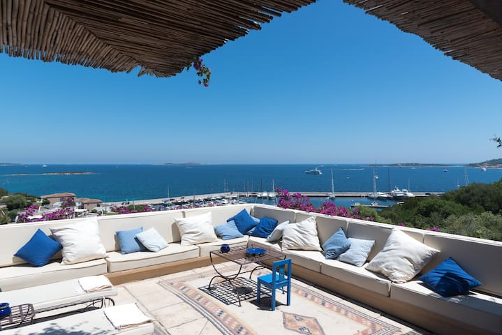 Portisco: Waking up and going to sleep on the sea - Olbia - Casa