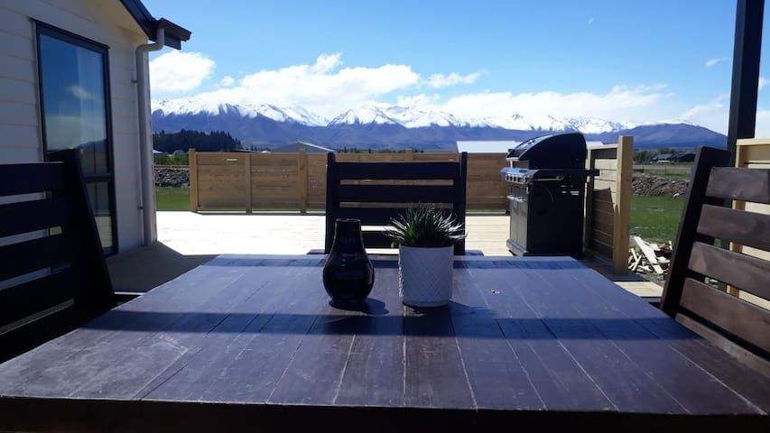 Mountain View Retreat, Twizel FREE WIFI