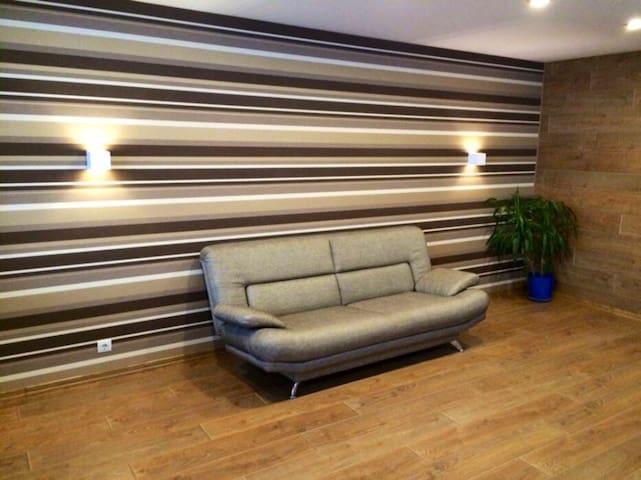 Apartment parkovaya 12
