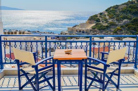 Azul Galini - Apartamento Vista Mar ♥