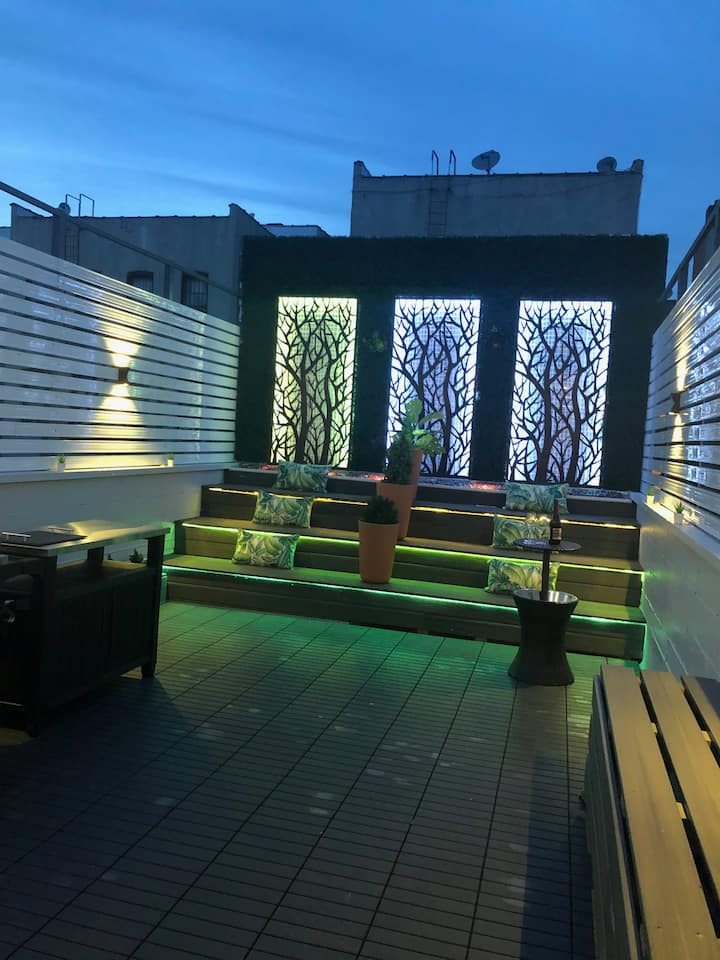 Host yr PARTY in style -Manhattan ROOF TOP for 25