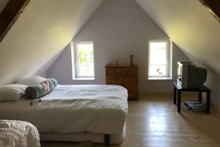 Charming Room and Bird Songs Country Getaway!