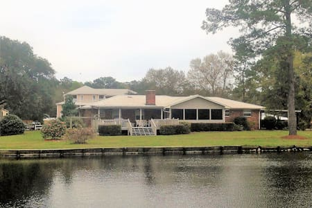 The River Getaway - Gulf Shores - Hus