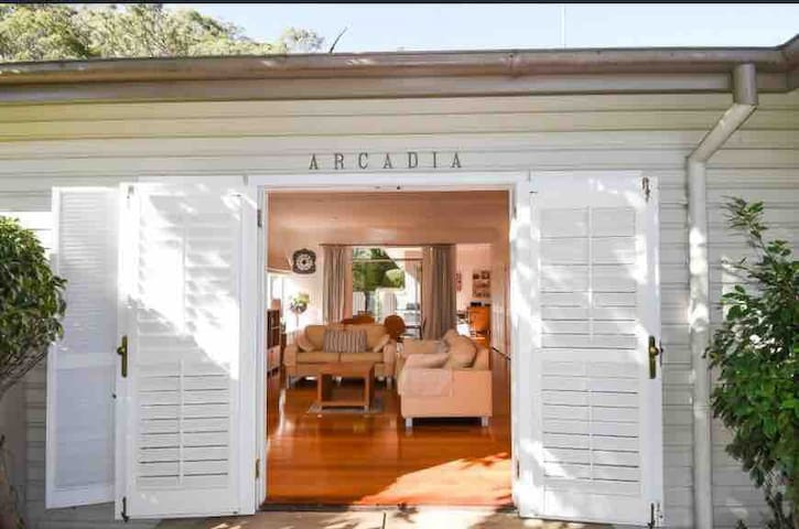 Arcadia - Palm Beach House -Sydney