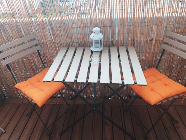 🛋Spacieux, balcon, parking++♥LeChesnay-Versailles