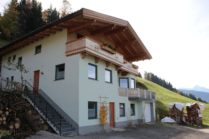 Plush Apartment in Aschau im Zillertal near Forest