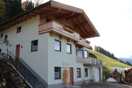 Plush Apartment in Aschau im Zillertal near Forest