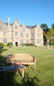 Entire Manor House for Romantic Break for 2 - Christow