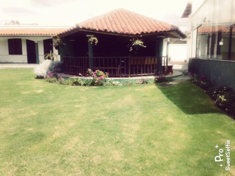 lindos espacios verdes