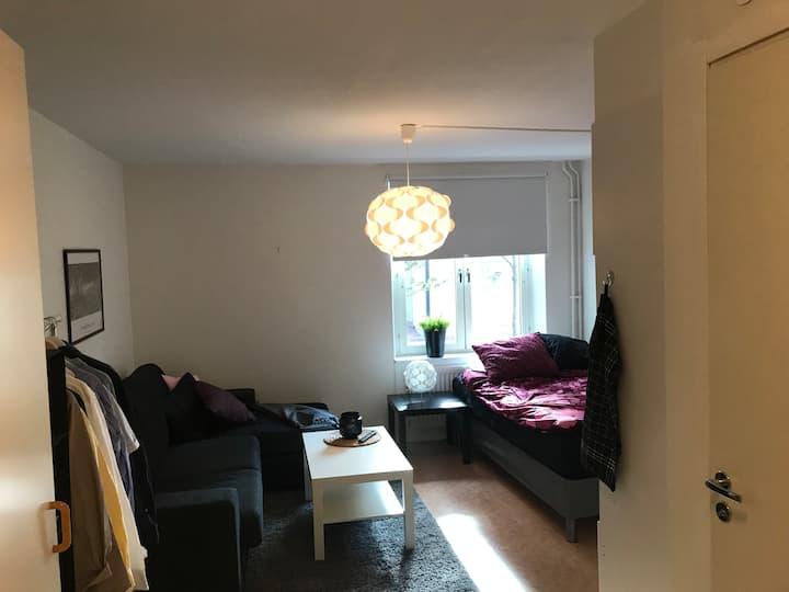 Central lägenhet