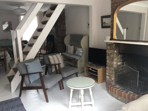 Centrally located in Whitstable