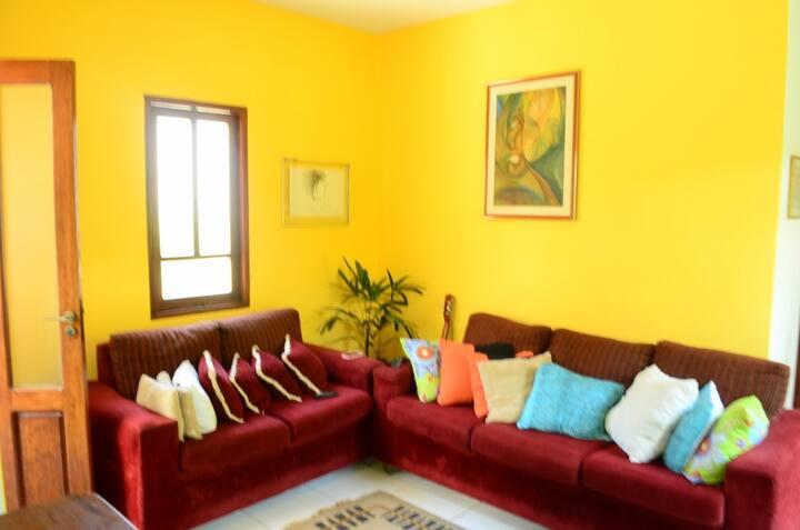 Ilhabela, Brazil - Family house