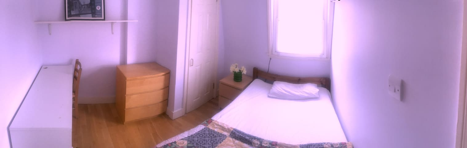 Double room on offer near Shoreditch & Angel.