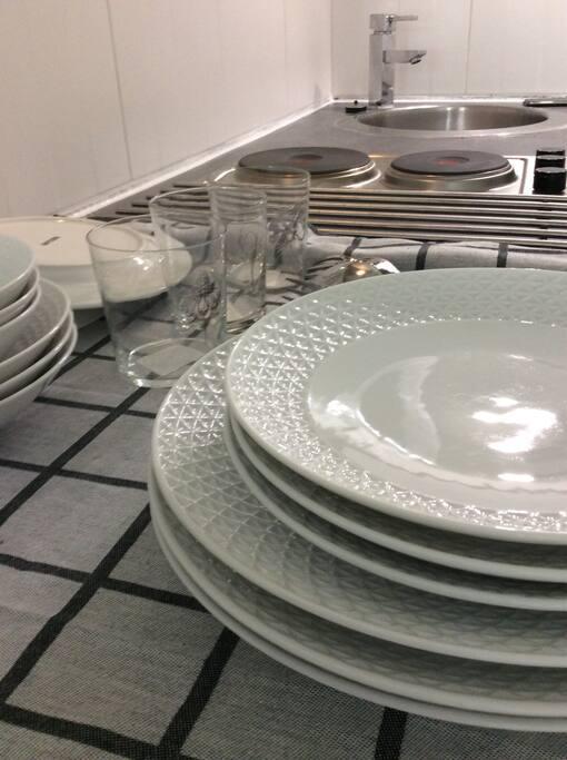 Zara Home dishes