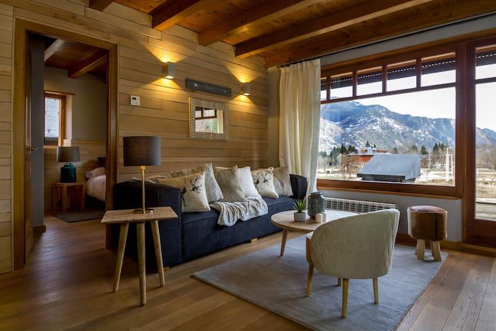Apartamento Premium con jardín en Esterri d'Àneu - Esterri d'Àneu