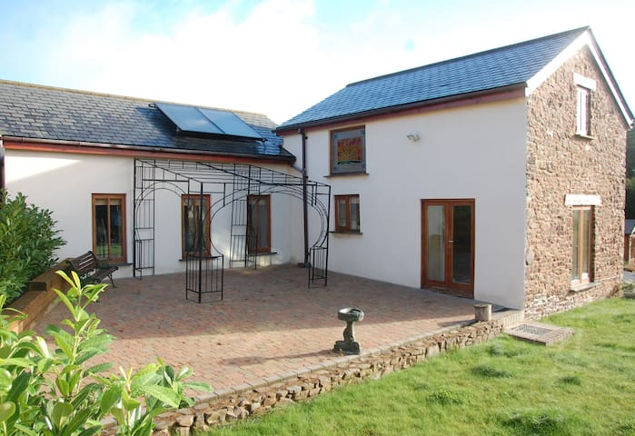 Creedy Meadow Barn - Kennerleigh - Huis