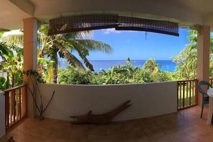 Grand Mal sea view and beach Private Apartment #2