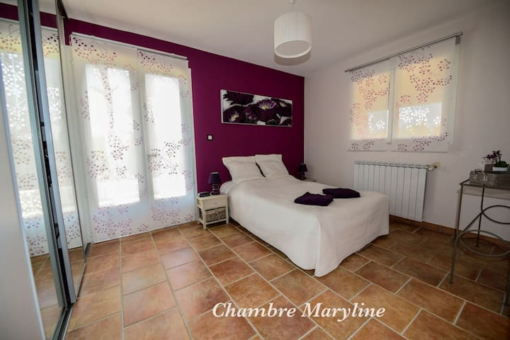 Villa la Musardiere - Villecroze - Bed & Breakfast