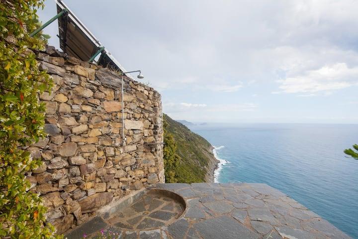 Casa Mario - The nest overlooking the sea