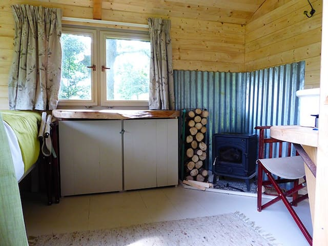 Shepherds Hut in the Lakes 'Amazon'