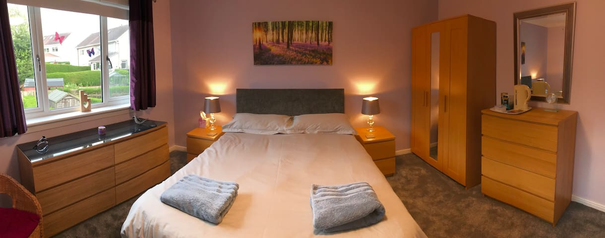 High Quality Rooms - East Kilbride Village