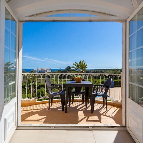 2 bedroom apt at Praia do marinha - Carvoeiro