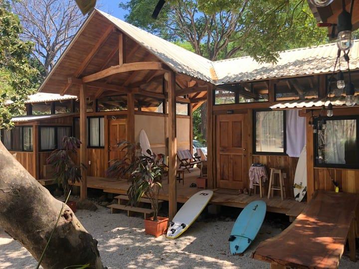 Casa Guanacaste del Sur—Beach Front Ecosita