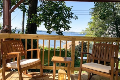 Newly Listed! Tranquil Cottage with views of the Severn River