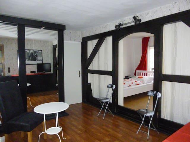 Große Wohnung im Zentrum von Bad Bergzabern
