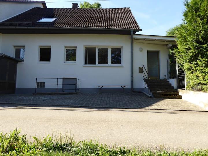 Haus nahe schweizer Grenze|House near swiss border