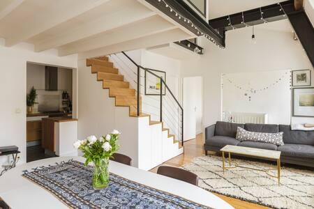 Sunny Bastille/Gare de Lyon/Aligre Loft - Paris - Wohnung