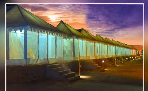The Narayan Resort Jaisalmer Swiss Cottage