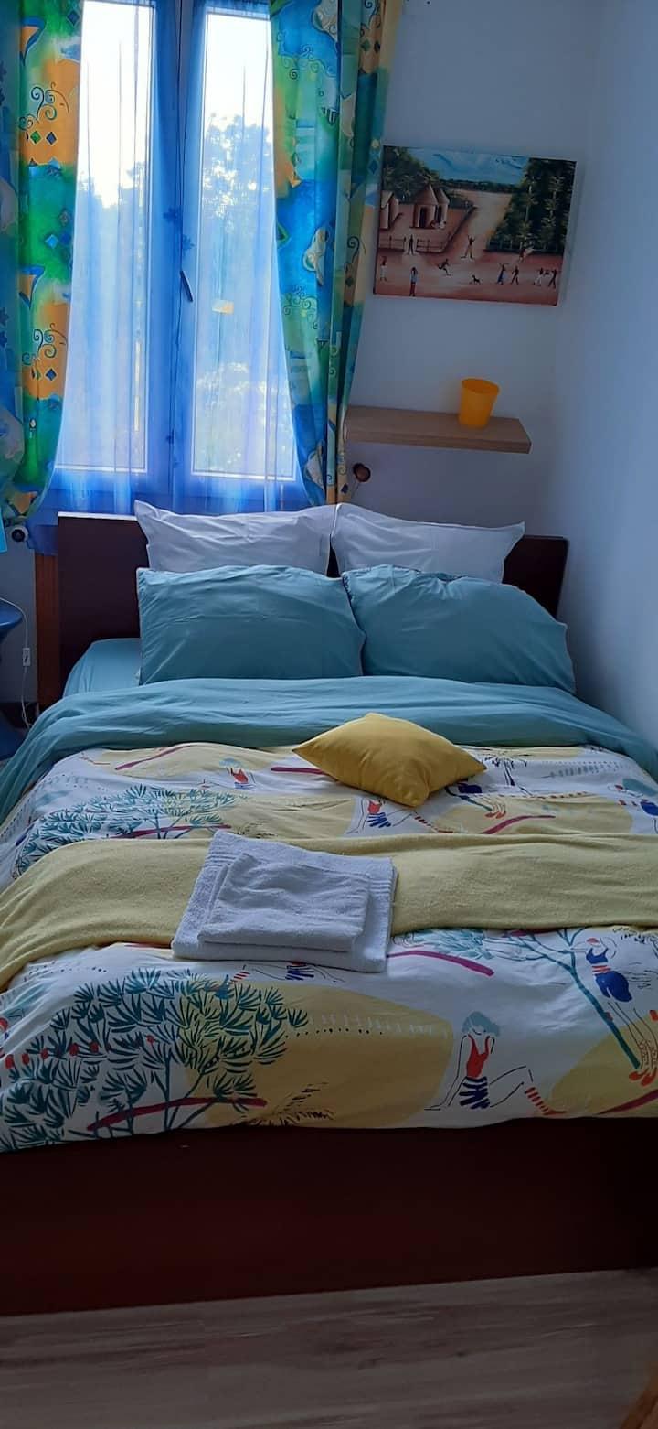 Chambre 2 chez l'habitant