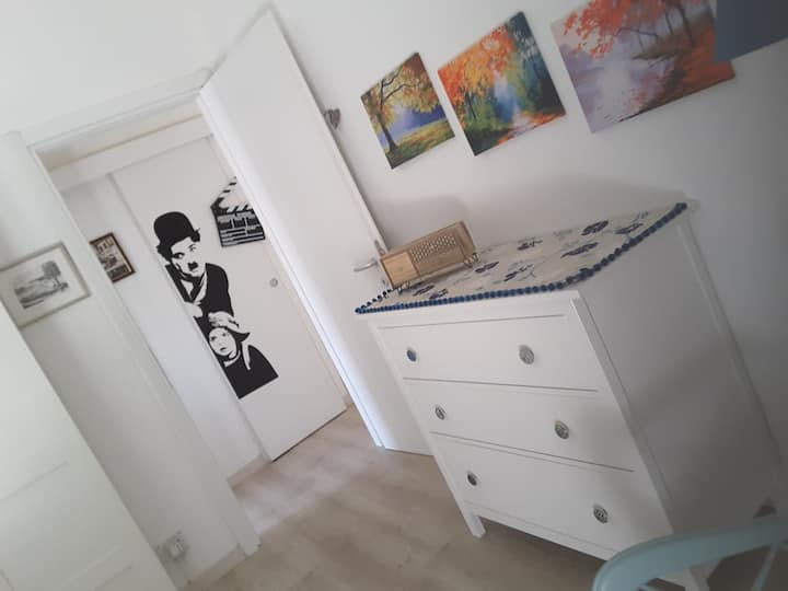 """small apartment """"like at home"""""""