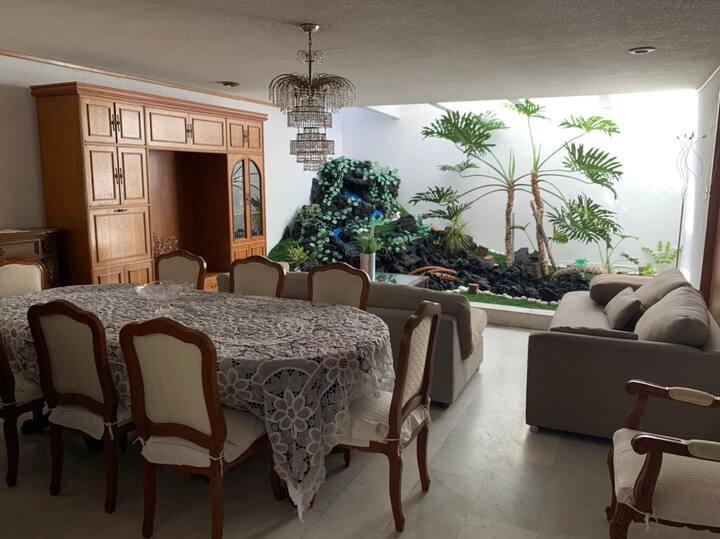 Habitación privada en Fraccionamiento Las Animas
