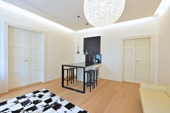 LUXURY Apartment *Old TOWN Square !* Prague CENTRE