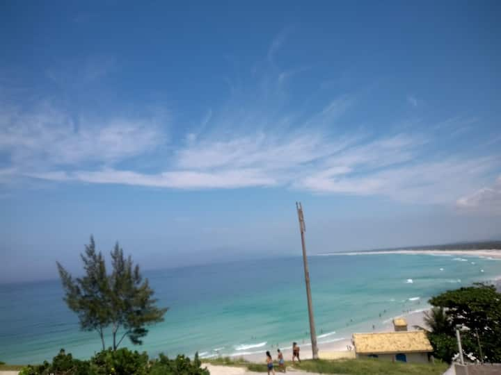 Triplex 08 vista para Praia Grande Arraial do Cabo