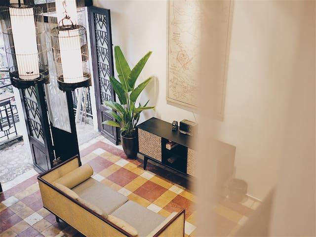The Anam Apartment- In the center of Hanoi