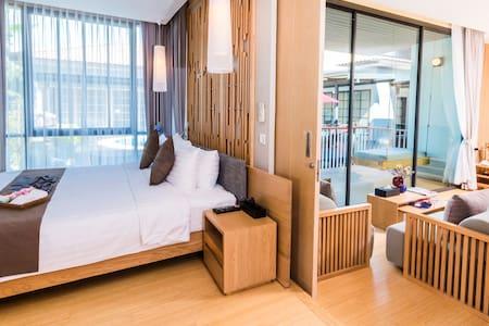 Zen Villa Khao Yai : Royal Suite