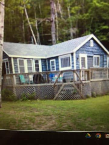 Johnsburg Streamside Cabin