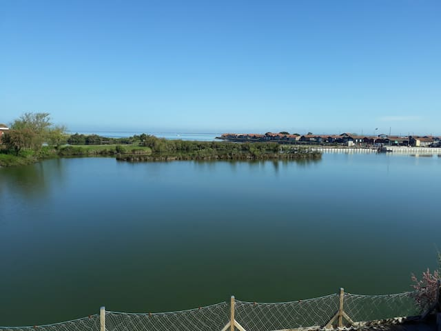 """AIMI-AQUO"" gîte, Bassin d'Arcachon Sud"